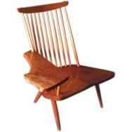 "George Nakashima ""New"" Lounge Chair $12,000"