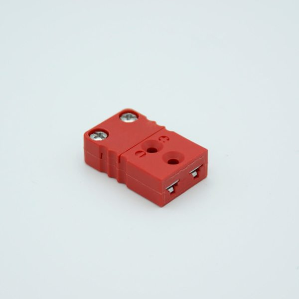 Miniature Thermocouple Connector, 1 Pair, Type C