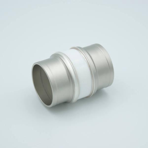 """Ceramic Break, 5KV Isolation, 1.50"""" Dia Stainless Steel Tube Adapters"""