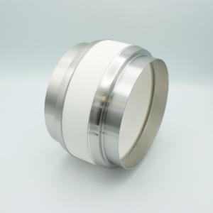 "MPF - A0625-3-W Ceramic Envelope, 20KV Isolation, 6.08"" Dia Kovar Tube Adapters"