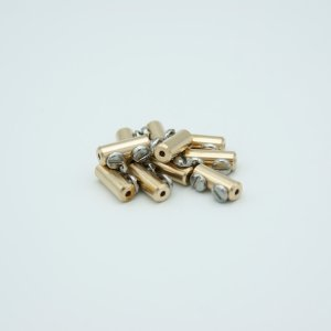"""In-line Connectors, Beryllium-Copper alloy, 0.059"""" Dia Pin, Package of 10"""
