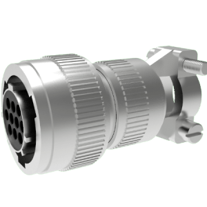 MS Series Air Side Connector, 10 pin, 1000V, 5A,