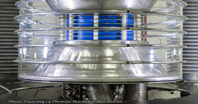Particle Accelerator for Solar Energy
