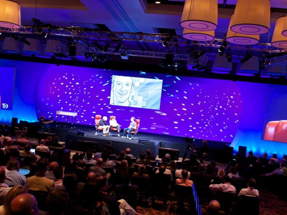 audio visual services live event production company san diego nationwide conferences conventions meeting services video LED wall 4k resolution projection
