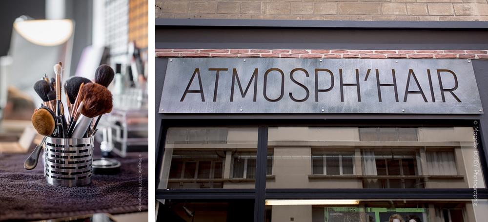 Salon de coiffure Atmosp'haire à Caen