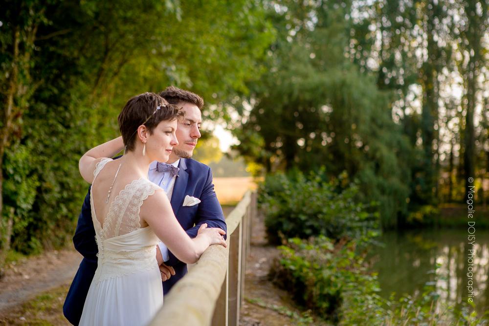 Photographe mariage calvados photo de couple