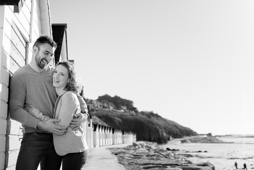 Séance photo couple avant le mariage