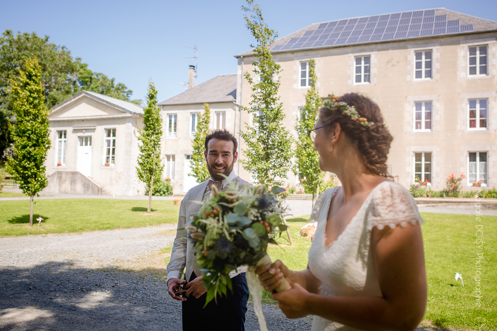 Photographe mariage Portbail