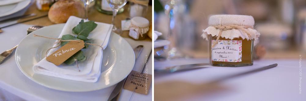 Docécroration table mariage Caen