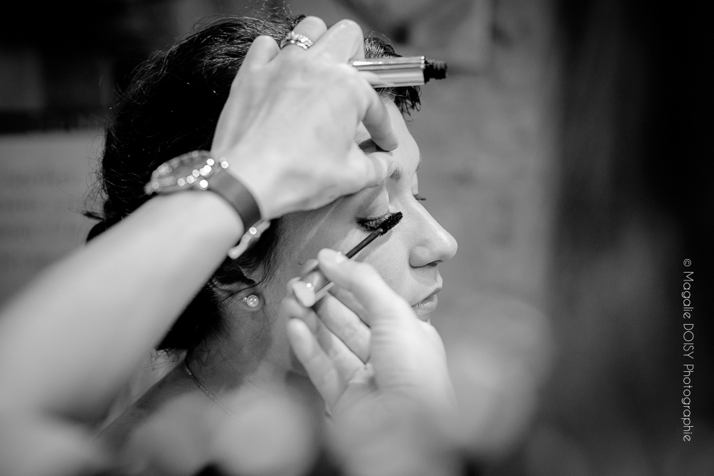 Préparatifs de la mariée Beauty sucess Bayeux