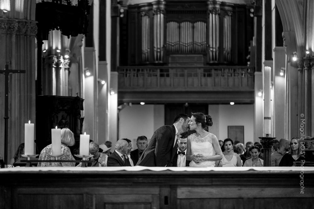 Photogra^he Mariage Eglise de Cabourg