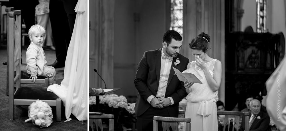 Mariage Eglise de Cabourg