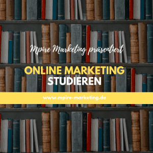 Online Marketing Studium