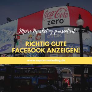 Mpire Marketing Facebook Anzeigen