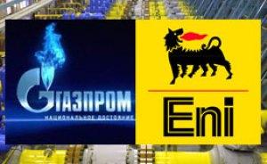 Газпрома и ENI провели переговоры