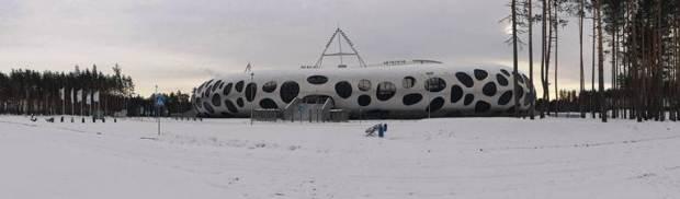 самые стадионы Мира - Борисов-Арена