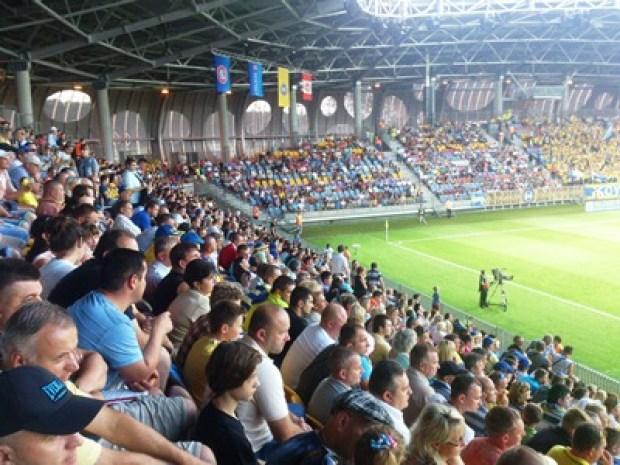 самые стадионы Мира - БАТЭ-арена