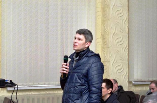 научная конференция Украина - вопросы из зала