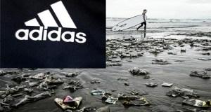 Одежда и обувь из мусора в океане презентована компанией Adidas