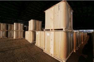 Кловертейнеры для перевозки битумов