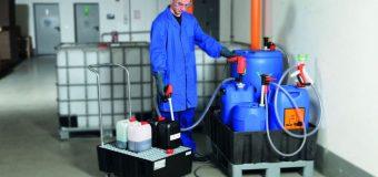 Изучаем химические насосы: Flux – качай безопасно!