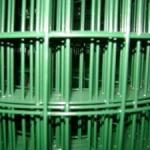 сетка заборная с ПВХ покрытием