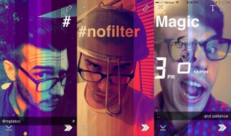 I discovered a nifty way of utilizing the different filter options within Snapchat. So many of my followers asked me to reveal my secrets, so I put together a step-by-step tutorial on how to get these cool effects.