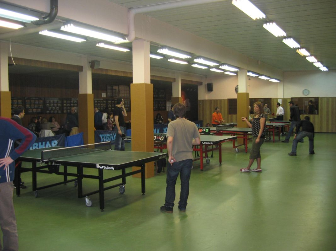 Tennis de table - Tournoi