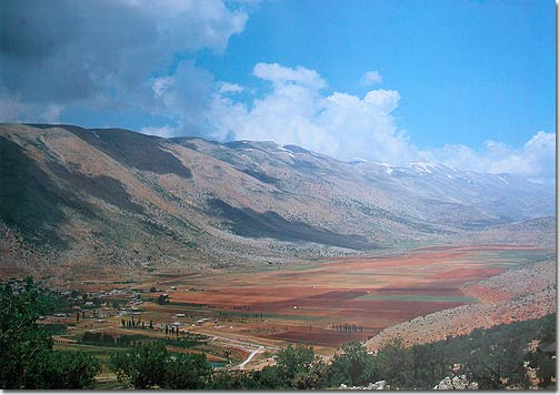 Escapade - Montagnes libanaises