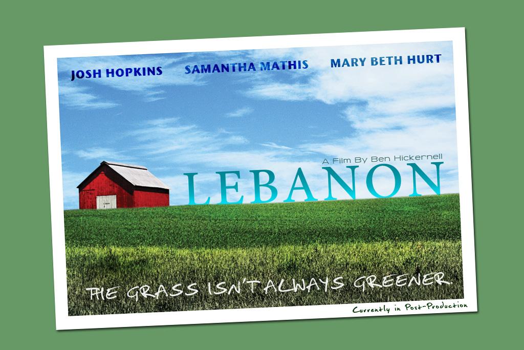 Lebanon - Ben Hickernell