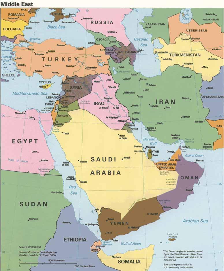 L'Iran et l'Arabie Saoudite ne sont pas uniquement en concurrence pour le leadership régional, mais sont également respectivement les centres du chiisme et du sunnisme.