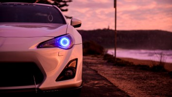 Colour Changing Halos