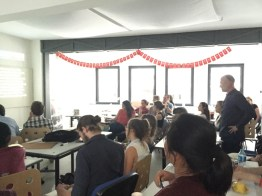 A lecture by Murat Germen