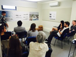 Final Reviews in Istanbul