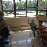 SiteSeeing kids talk walkabout