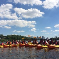 2016 JXTA group paddles up