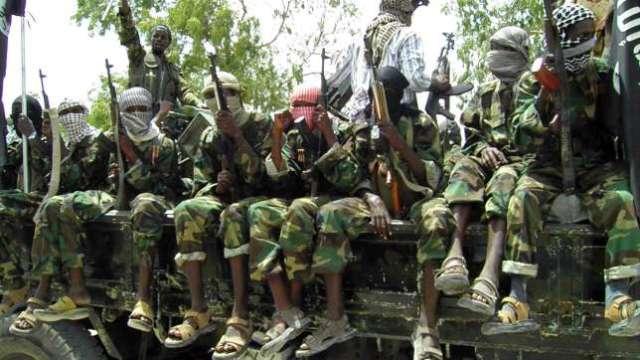 Boko-Haram Boko Haram Invade Town in Yobe with Convoy of Trucks & Motorcycles