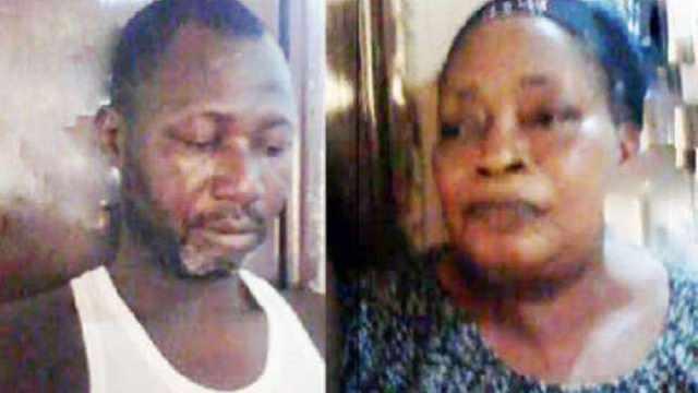 Ismaila-Abdullahi-Bola-Ojo Babalawo & Prophetess Team Up to steal Bankers' N6 million