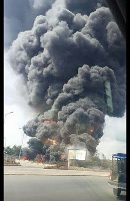 onitsha-2 Petrol Tanker Accident takes lives of over 65 Persons in Onitsha   Photos
