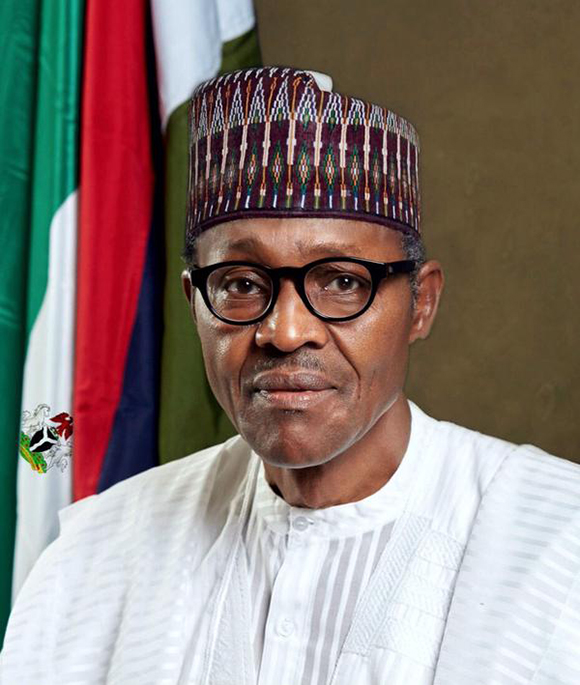 Buhari-Official-Portrait President Buhari Sets To Drop Cost of Governance, Moves To Slash His Salary & Allowances