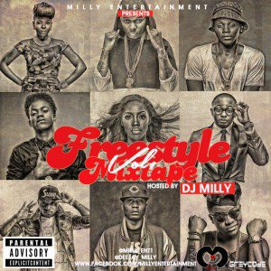deejay-milly Download MP3: Dj Milly [@deejay_milly] - Freestyle Mixtape Vol. 1