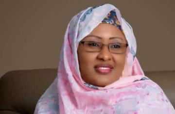 wpid-aishat-buhari-360x235 Buhari's wife relocates to Aso Rock ahead of husband
