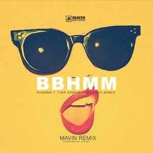 wpid-bbhmm-remix-300x300_mpmaniadotcom Tiwa Savage x Rihanna x ReekadoBanks – BBHMM (Mavin Remix)