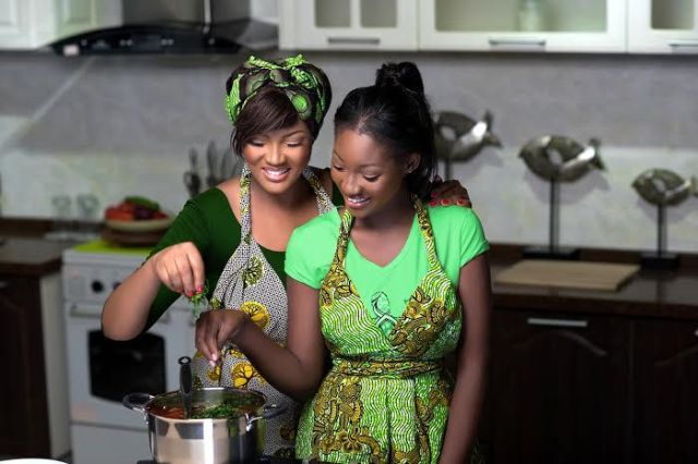 """wpid-omotola-meirah Omotola Jalade: """"I Don't Care if One of My Daughters Marries at the age of 18"""