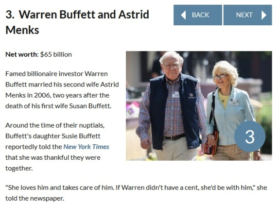 31 Ever Heard of the World's Wealthiest Couples?? Meet the First 10 | Photos