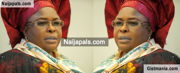 First_Lady_Patience Patience Jonathan Humiliated, Denied Acess to VIP Lounge in Port Harcourt