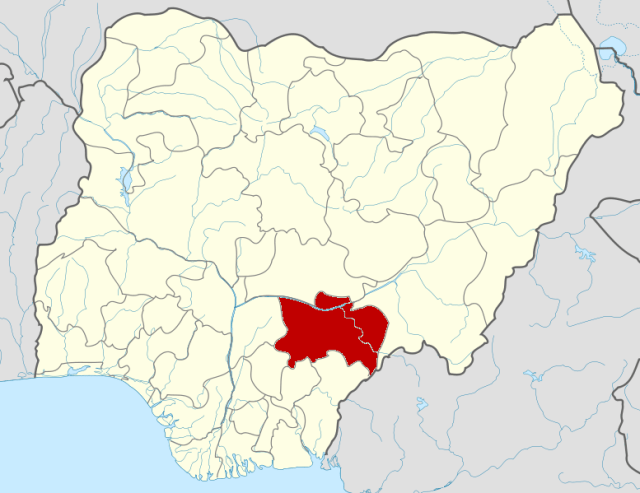 Nigeria_Benue_State_map Benue State to Probe MisApplication of SURE-P Funds
