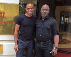 "Oliseh-Pinnick ""Why We Chose Oliseh For The Super Eagles Job"" - NFF President, Pinnick Defends Ex-Captain"