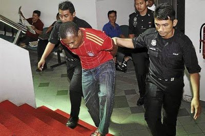 malay 5 Nigerian Students Docked in Malaysia's for Alleged N125.2m Internet Fraud