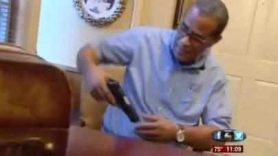 pastor Pastor Shoots Man for Allegedly Intruding